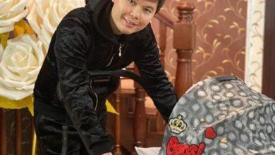 Photo of Ернар Айдар алғаш рет баласын көрсетті