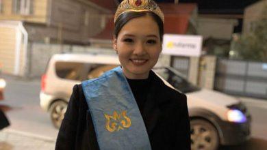 Photo of «Қазақ аруы – 2020»  тәжі Алматылық бойжеткенге бұйырды