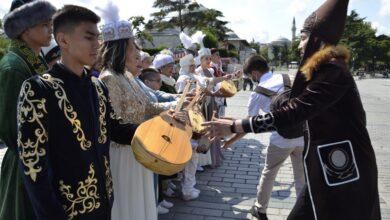 Photo of World Dombyra Festival — домбыра күніне сыйлық. Димашқа күй арнаған кім?