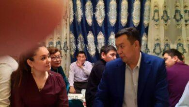 Photo of Сәбит Әбдіхалықов алтыншы рет әке атанды